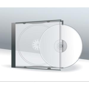 Коробочки для дисков CD/DVD