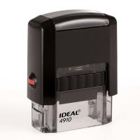 4910 P2 IDEAL  автоматическая оснастка для штампа 26x9 мм (черная)