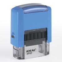 4910 P2 IDEAL  автоматическая оснастка для штампа 26x9 мм (синяя)