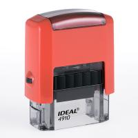 IDEAL 4910 P2  автоматическая оснастка для штампа 26x9 мм (красная)