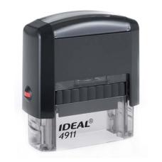 4911 P2 IDEAL  автоматическая оснастка для штампа 38x14 мм (черная)