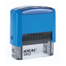 4912 P2 IDEAL  автоматическая оснастка для штампа 47x18 мм (синяя)