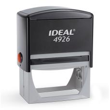 4926 P2 IDEAL  автоматическая оснастка для штампа 75x38 мм (черная)