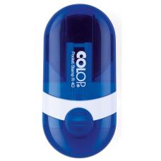 Colop Pocket Stamp R40 indigo (индиго) Карманная оснастка для печати (диаметр 40 мм.)