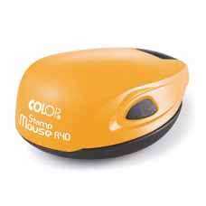 Colop Stamp Mouse R40 cary (карри) карманная оснастка для печати D 40 мм.