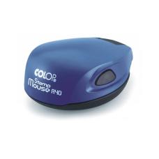 Colop Stamp Mouse R40 cobalt (кобальт) карманная оснастка для печати D 40 мм.