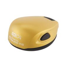 Colop Stamp Mouse R40 gold (золотая) карманная оснастка для печати D 40 мм.