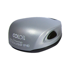 Colop Stamp Mouse R40 silver (серебро) карманная оснастка для печати D 40 мм.