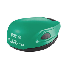 Colop Stamp Mouse R40 turquoise (бирюзовая) карманная оснастка для печати D 40 мм.