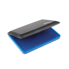 Подушка штемпельная Colop Micro 2 настольная, синяя, 11x7 см