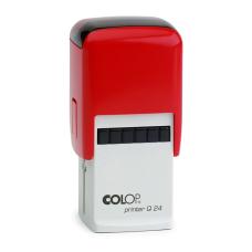 Colop Printer Q24 автоматическая оснастка для штампа 24x24 мм (красный)