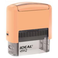IDEAL 4912 P2 автоматическая оснастка для штампа 47x18 мм (КРЕМОВАЯ)