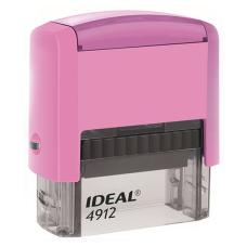 IDEAL 4912 P2 автоматическая оснастка для штампа 47x18 мм (СИРЕНЕВАЯ)