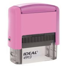 IDEAL 4913 P2 автоматическая оснастка для штампа 58x22 мм (СИРЕНЕВАЯ)