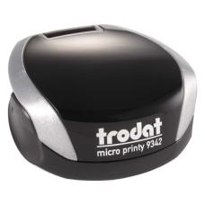 TRODAT 9342 MICRO PRINTY silver