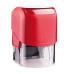 Trodat 3642 автоматическая оснастка для печати d42 мм с защитной крышкой (красная).