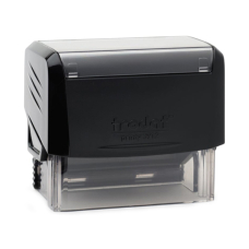 TRODAT 3912 PRINTY Компактная автоматическая оснастка для штампа 47x18 мм ЧЕРНАЯ