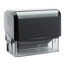 TRODAT 3913 PRINTY Компактная автоматическая оснастка для штампа 58x22 мм ЧЕРНАЯ