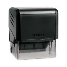 TRODAT 3927 PRINTY Компактная автоматическая оснастка для штампа 60x40 мм ЧЕРНАЯ