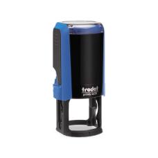 Trodat 4630 PRINTY 4.0 автоматическая оснастка для круглой печати d30 мм (синяя)