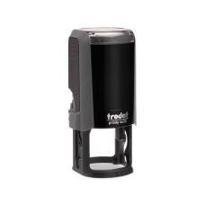 Trodat 4630 PRINTY 4.0 автоматическая оснастка для круглой печати d30 мм (серая).