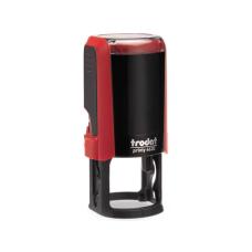 Trodat 4630 PRINTY 4.0 автоматическая оснастка для круглой печати d30 мм (красная).