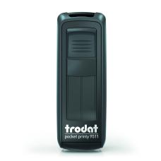 Trodat Pocket Printy 9511 черный