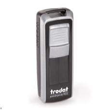Trodat Pocket Printy 9512 серебряный
