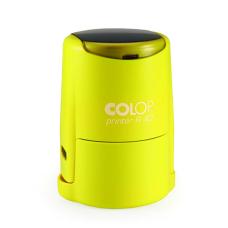 Colop Cover Printer R40 оснастка для печати с защитной крышкой (желтый неон).