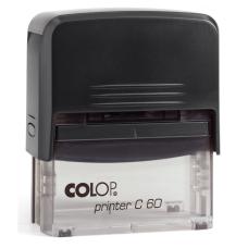 Colop Printer C60 Compact Transparent автоматическая оснастка для штампа 76x37 мм (черная)