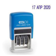 Cоlop Printer S 120 РУС датер синий