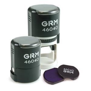 GRM 46040 plus COMPACT ЧЕРНЫЙ корпус оснастка для печати в боксе д.40мм