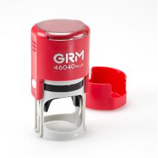 GRM 46040 plus COMPACT КРАСНЫЙ корпус оснастка для печати в боксе д.40мм