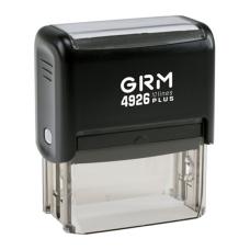 GRM 4926 PLUS Оснастка для штампа автоматическая 77x39 мм