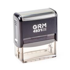 GRM 4931 PLUS Оснастка для штампа автоматическая 69x30 мм