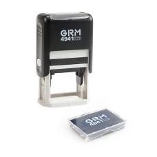 GRM 4941 PLUS Оснастка для штампа автоматическая 41x24 мм