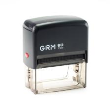 GRM 60 Office. Автоматическая оснастка для штампа 76x37 мм, корпус ЧЕРНЫЙ.