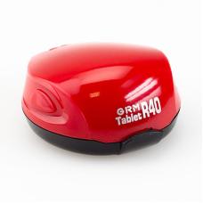 GRM Tablet R40 карманная оснастка для печати с подушкой д.40 мм красная