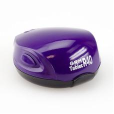 GRM Tablet R40 карманная оснастка для печати с подушкой д.40 мм фиолетовая