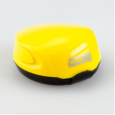 GRM Tablet R40 карманная оснастка для печати с подушкой D40 мм желтая