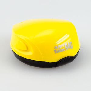GRM Tablet R40 карманная оснастка для печати с подушкой д.40 мм желтая